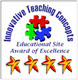 innovative teaching concept award
