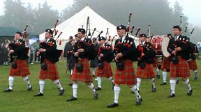 Culter and District Pipers